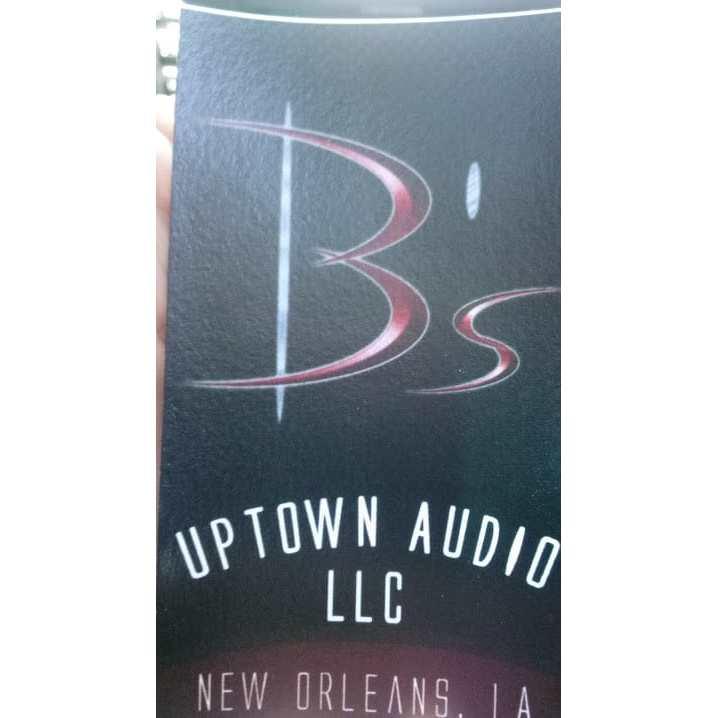 B`s Uptown Audio