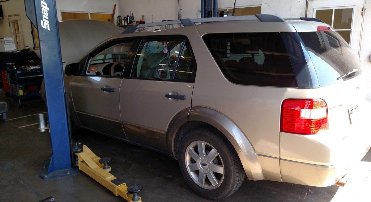 Pacific Auto Maintenance & Repair, LLC