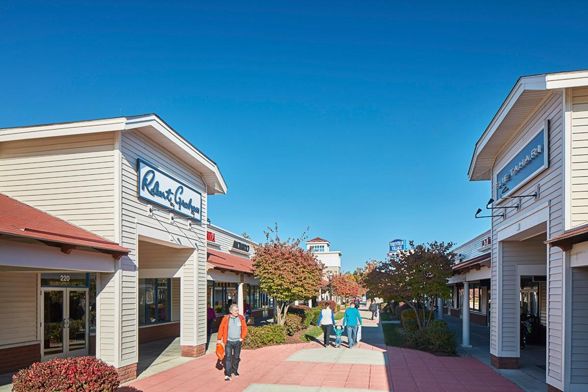 Here is a list of Premium Outlets and the Mills centers are located throughout the U.S. and offer top designer stores with discount prices. The Balance Everyday Wrentham Village Premium Outlets 1 Premium Outlet Boulevard Wrentham, Massachusetts ()