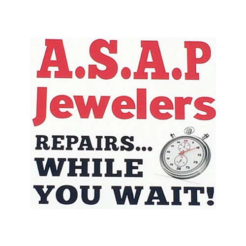 ASAP Jewelers - Saint Louis, MO - Jewelry & Watch Repair