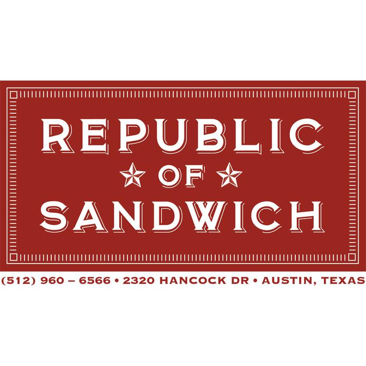 The Republic of Sandwich