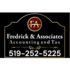Fredrick & Associates Accounting and Tax Professionals