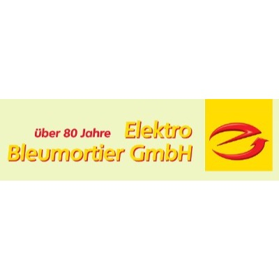 Logo - Elektro Bleumortier GmbH München
