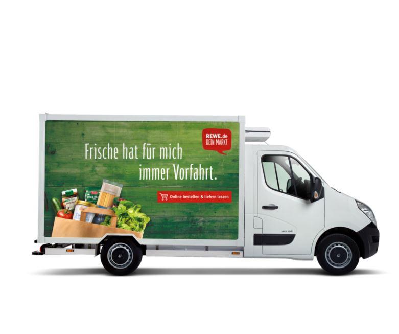 REWE Markt GmbH - REWE Lieferservice für Geschäftskunden Köln
