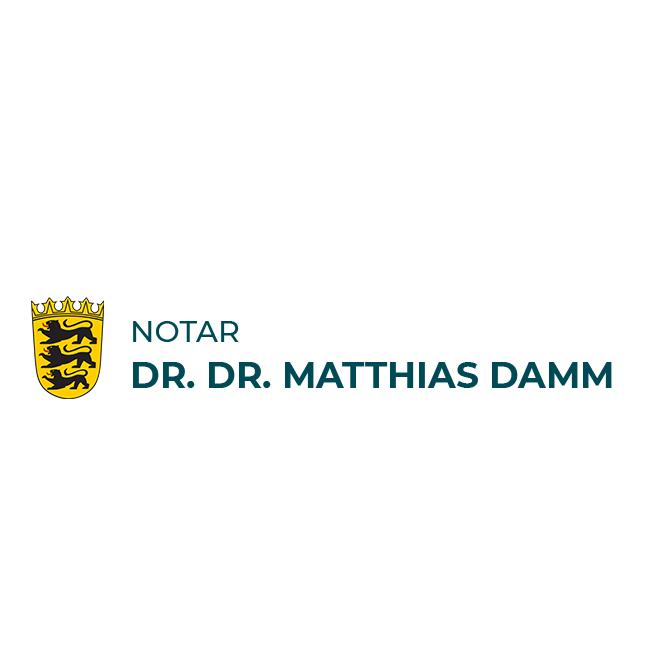 Notar Dr. Dr. Matthias Damm