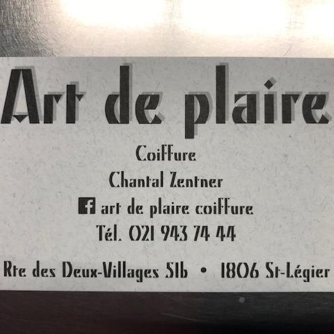 Art de Plaire Coiffure