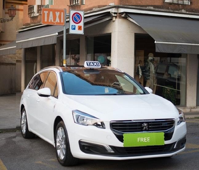 Taxi n°2 Mirano di Maurizio Contro.