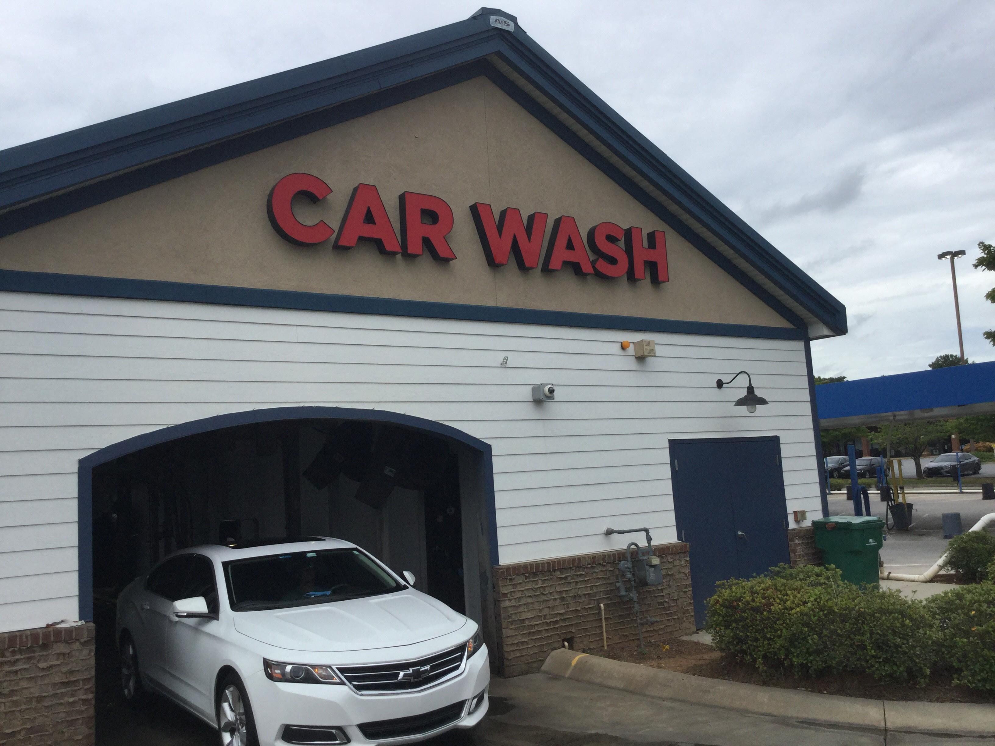 Car Wash USA Express - Woodstock