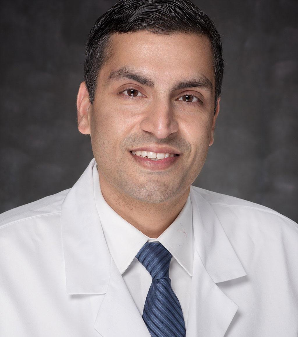 Headshot of Alay Parikh