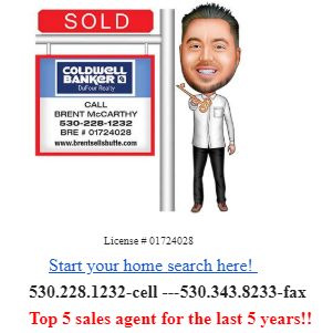Brent McCarthy Real Estate