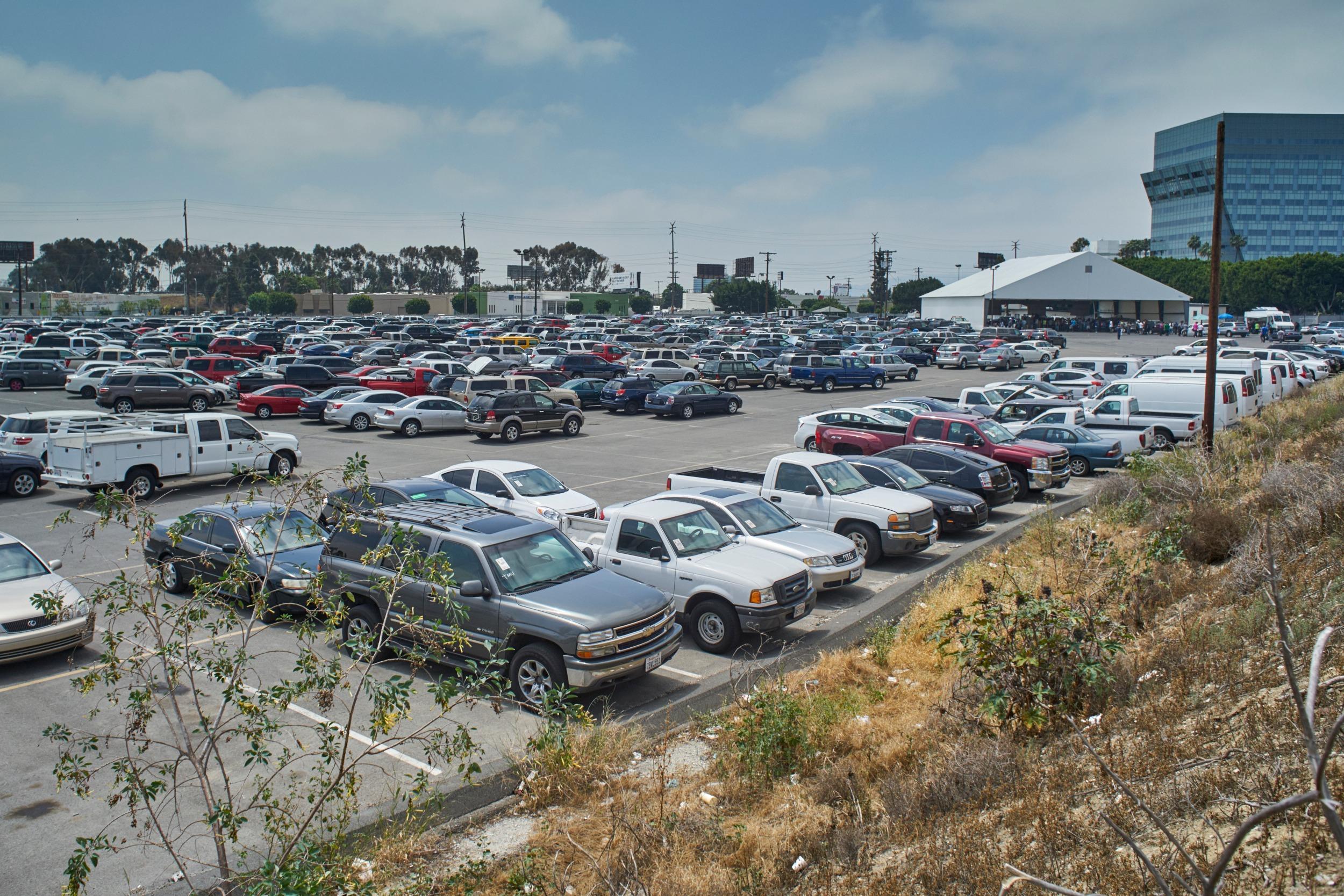 Car Auction Near Gardena