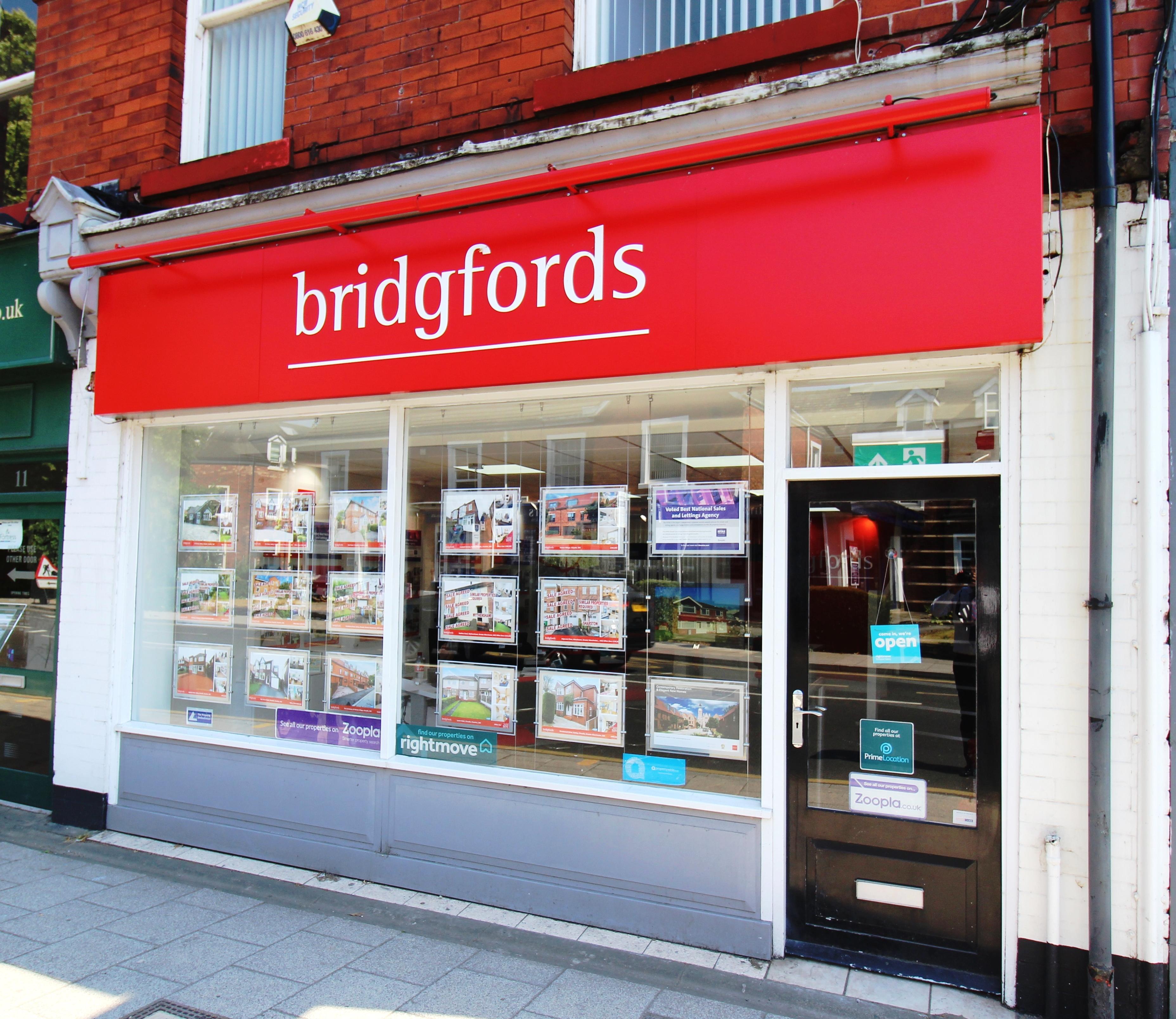 Bridgfords Estate Agents Cheadle