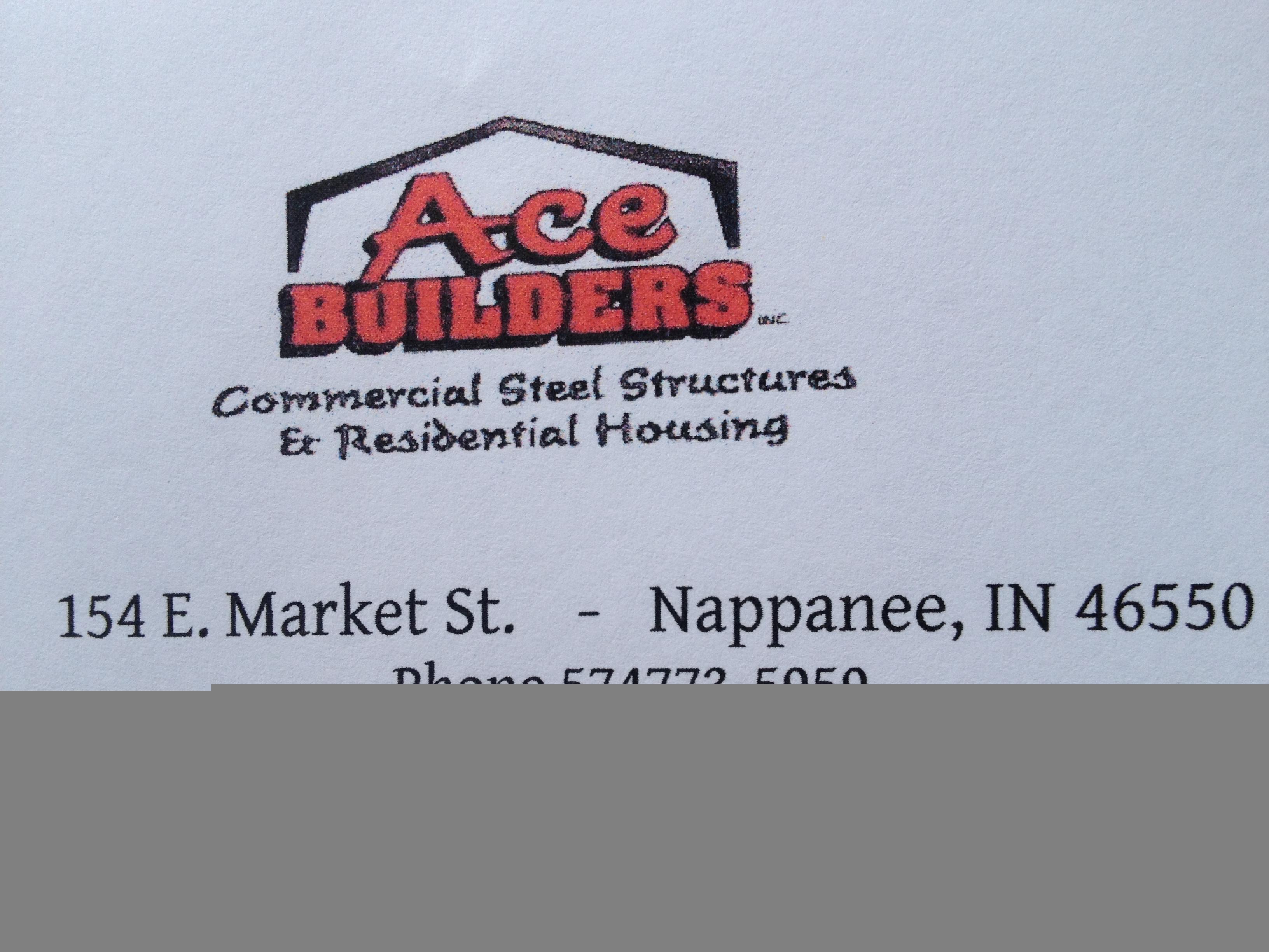 Ace Builders Inc.