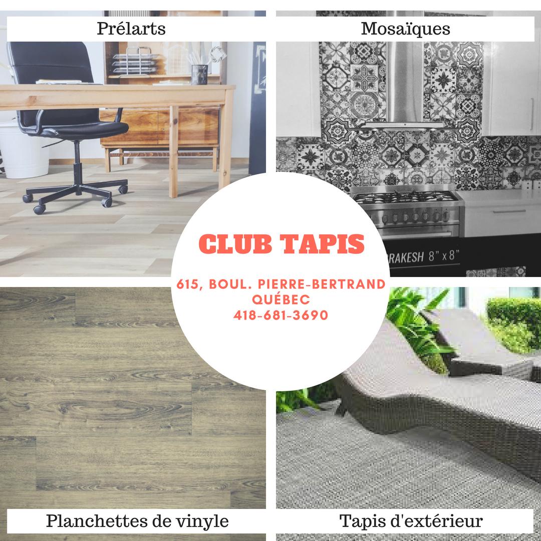 Le Club Du Tapis