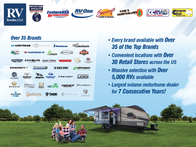 RV One Superstores Tampa Brands