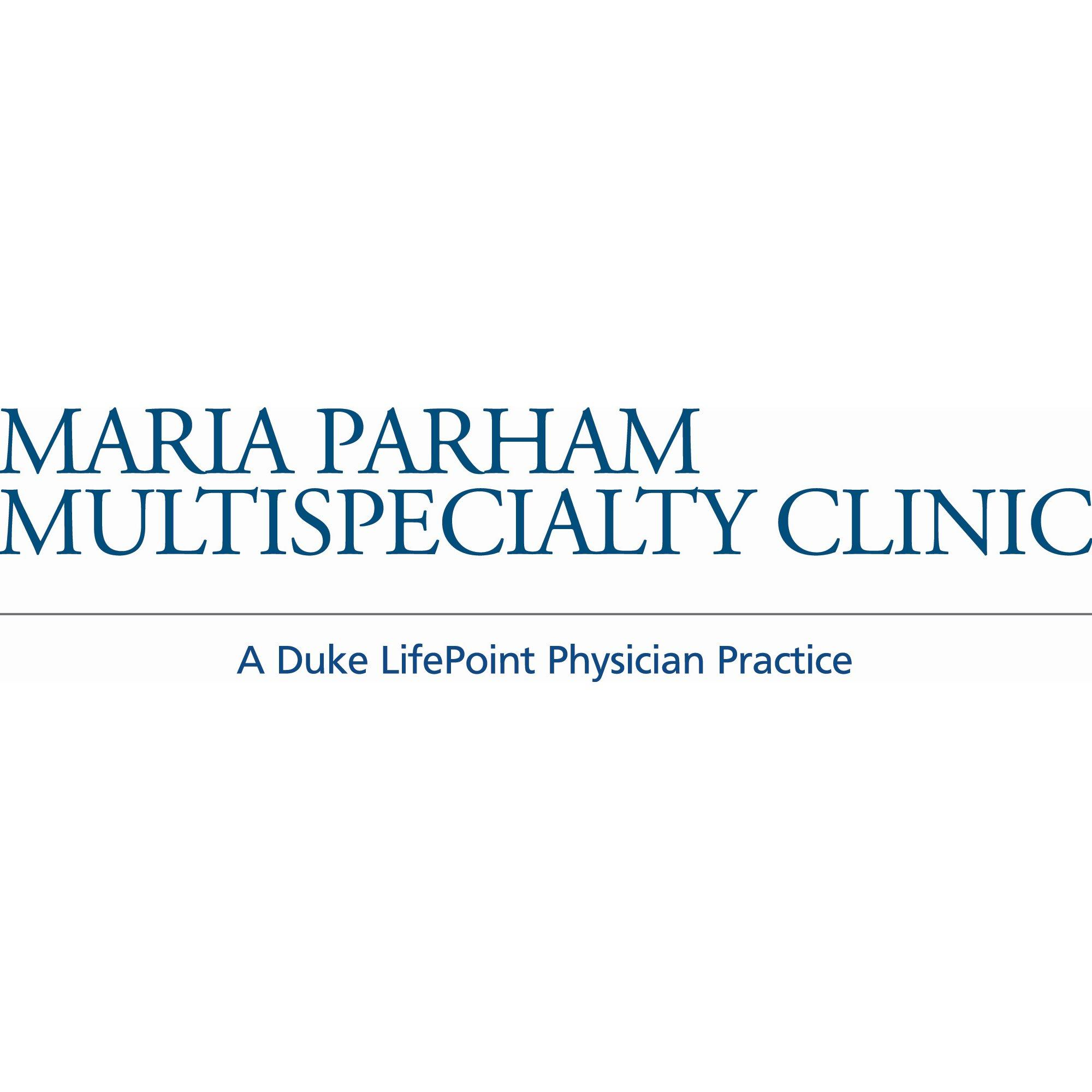 Maria Parham Multispecialty Clinic - Louisburg, NC 27549 - (919)497-8380 | ShowMeLocal.com