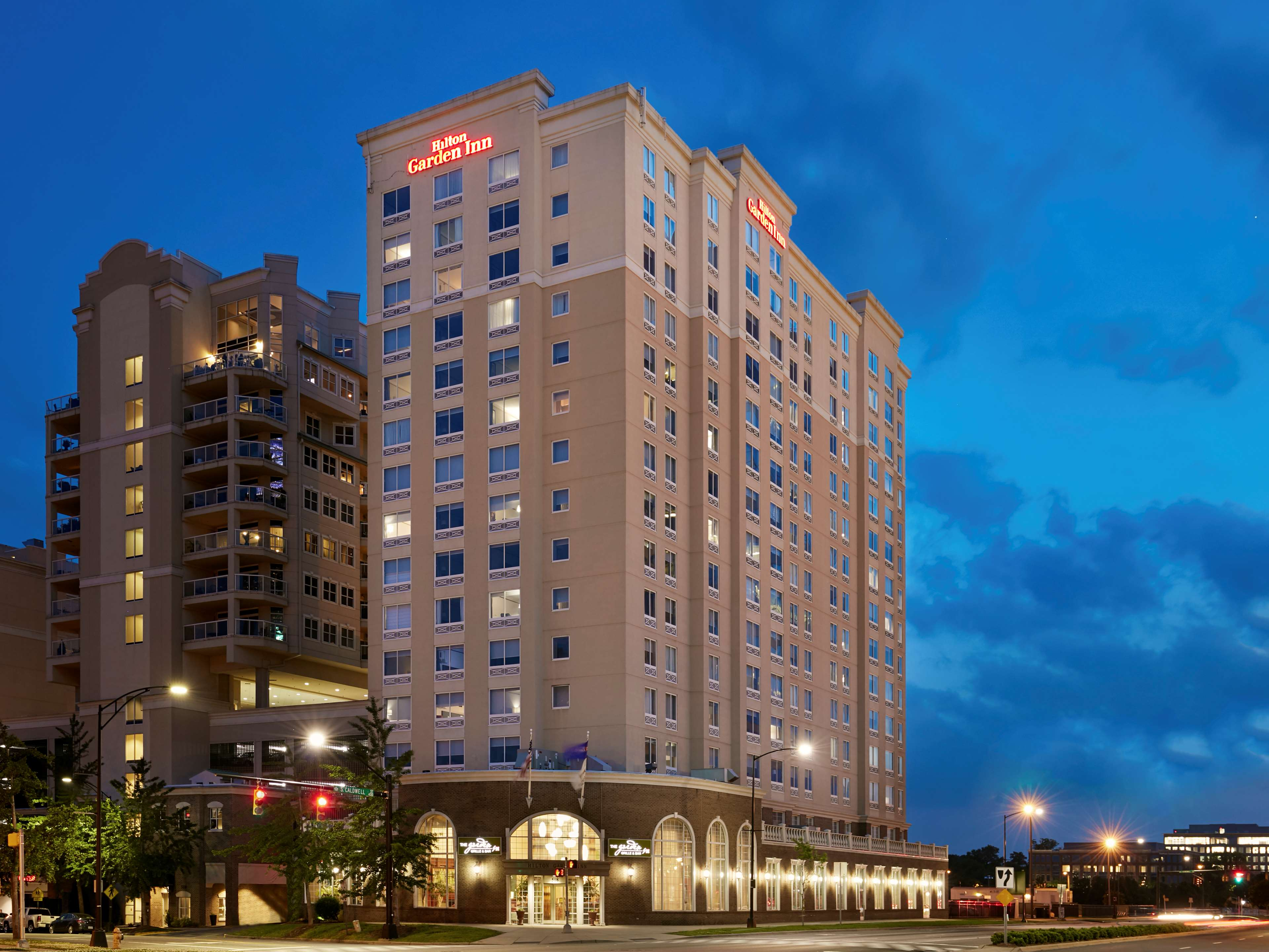 Hotels Near The Epicenter In Charlotte North Carolina