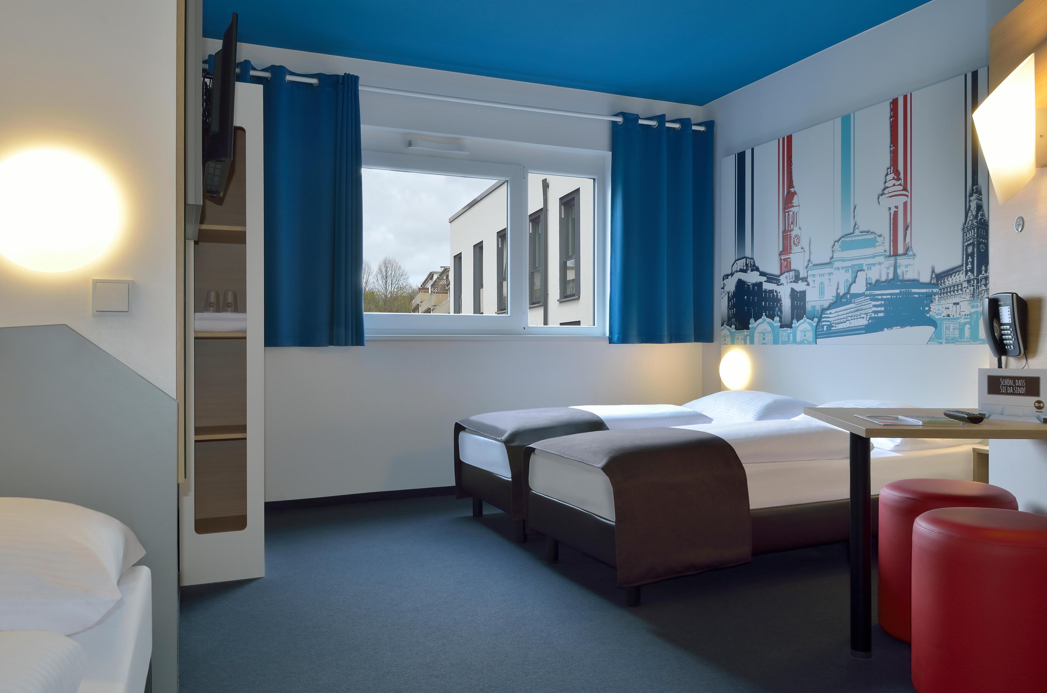 B Und B Hotel Hamburg City Ost