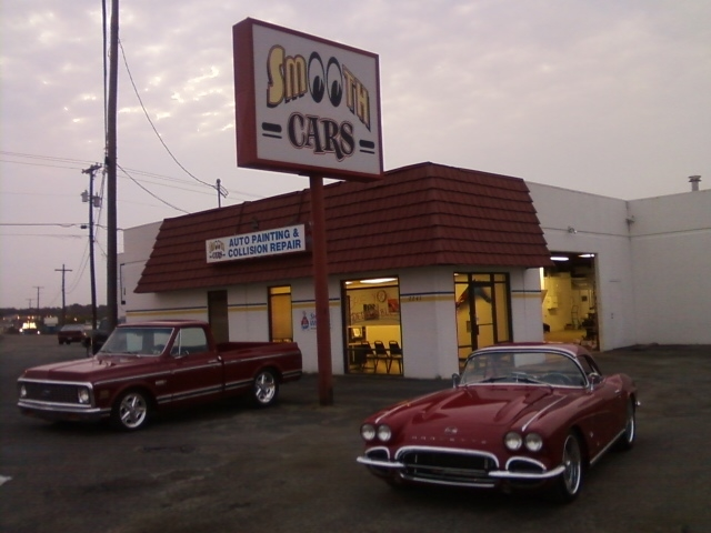 Smooth cars collision center in fort worth tx 76114 for Plaza motors collision center