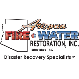 Arizona Fire Water Restoration