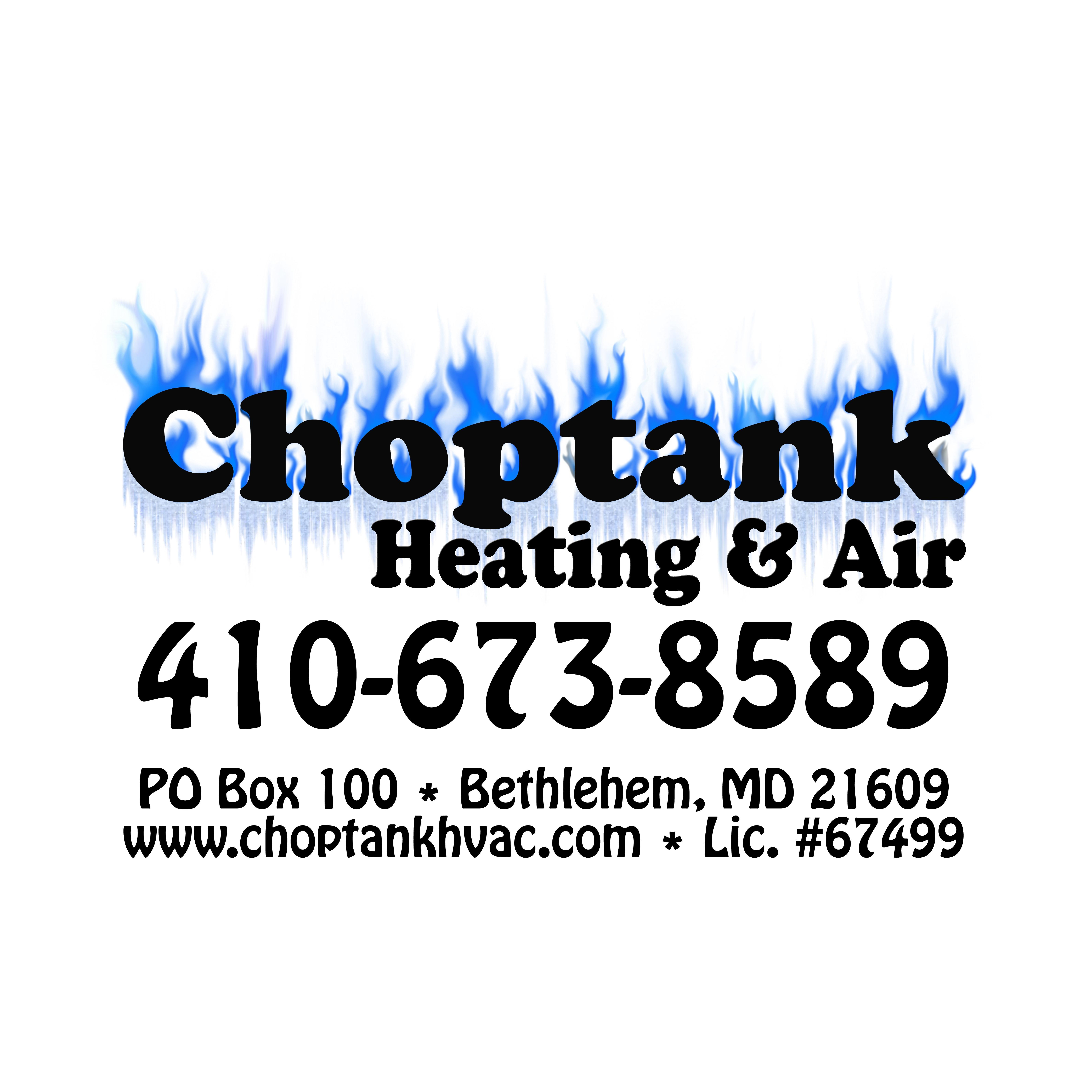 Choptank Heating and Air - Preston, MD 21655 - (410)673-8589 | ShowMeLocal.com