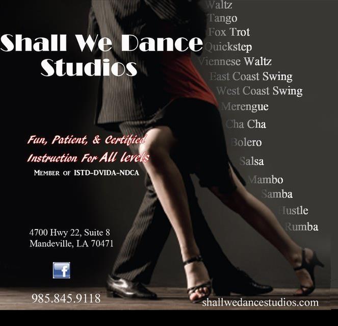 Shall We Dance Studios