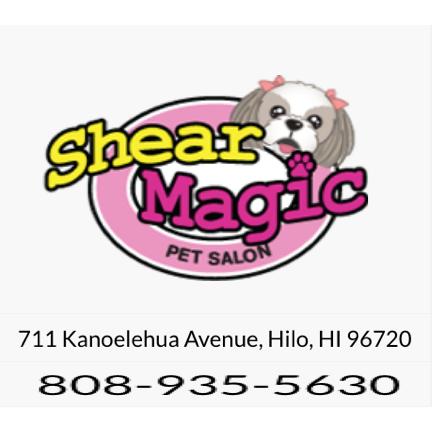 Shear Magic Pet Salon LLC - Hilo, HI - Pet Grooming