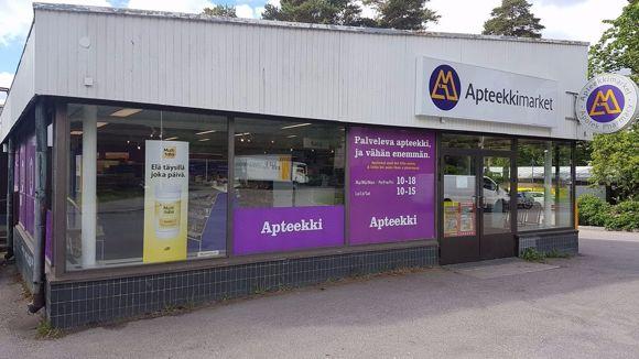 Apteekkimarket Pajamäki