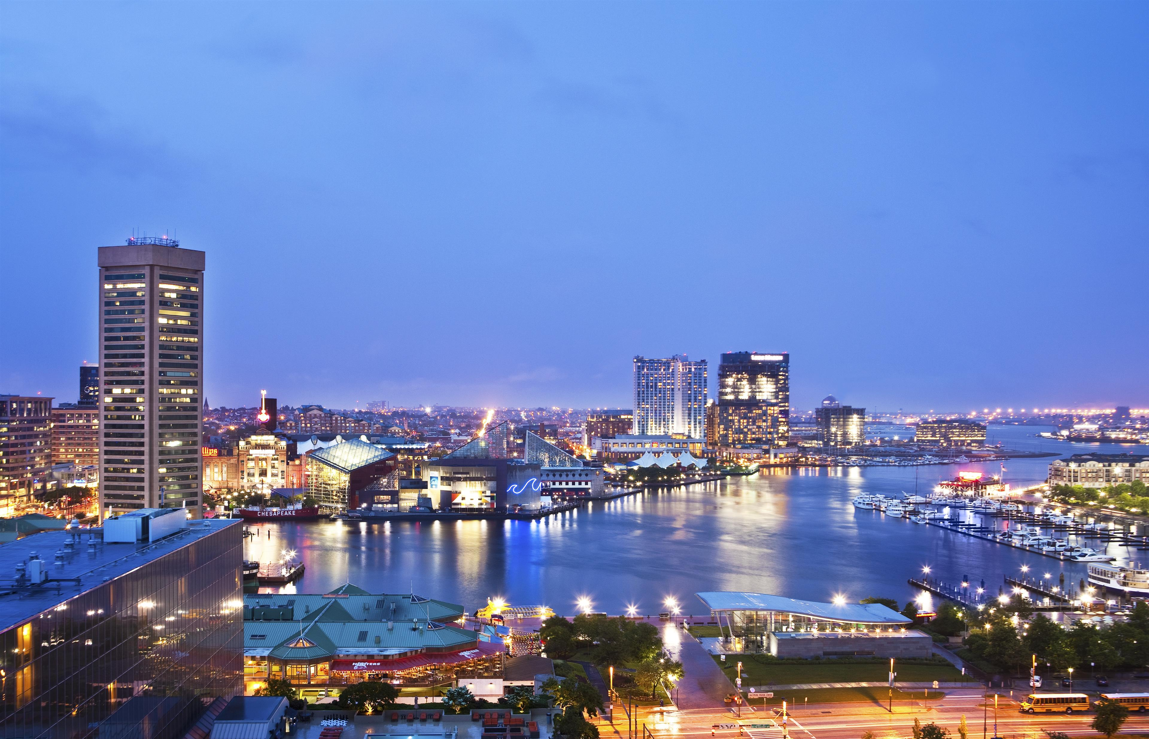 Best Hotels In Baltimore Inner Harbor