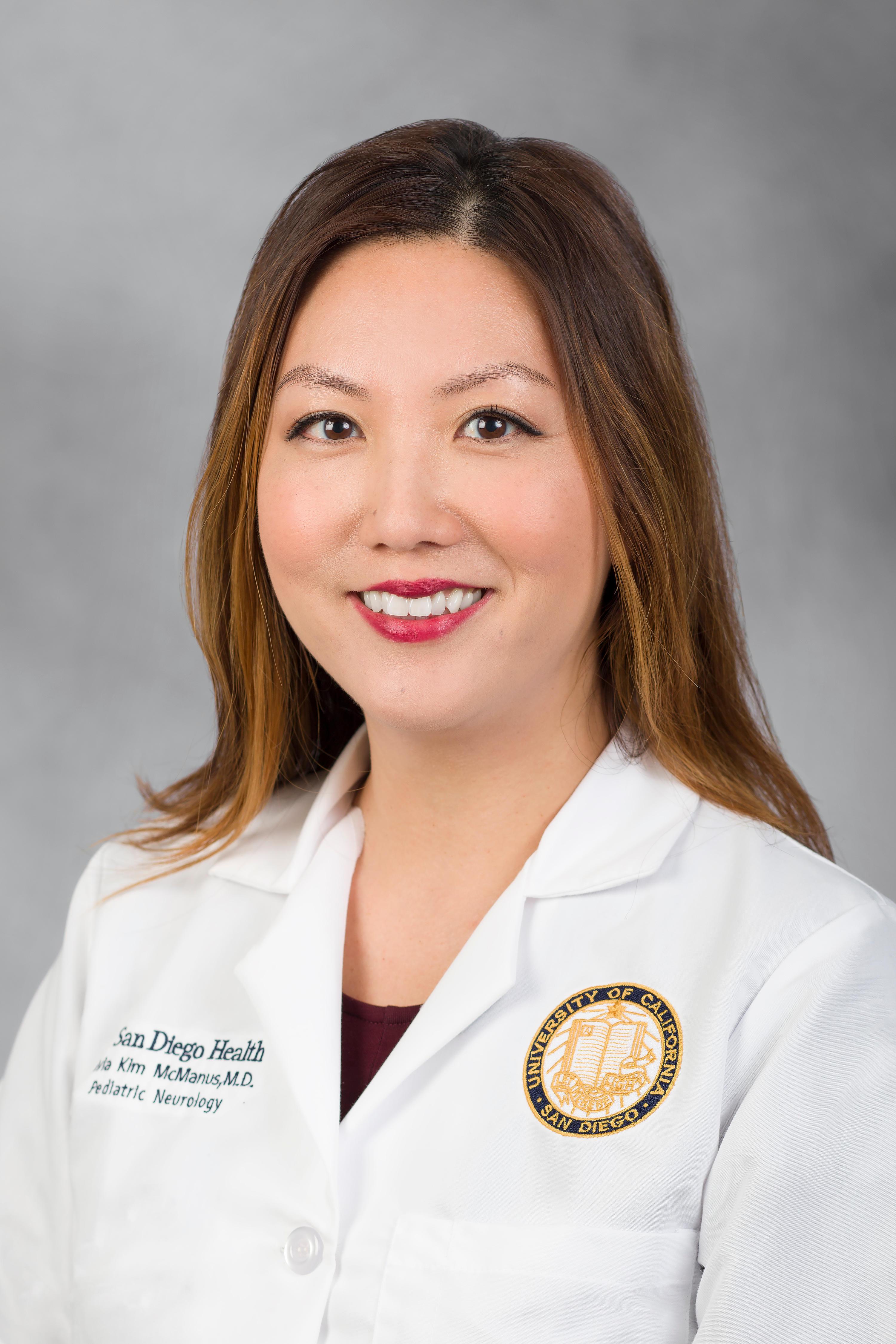 Olivia Kim Mcmanus, MD