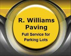 R Williams Paving LLC logo