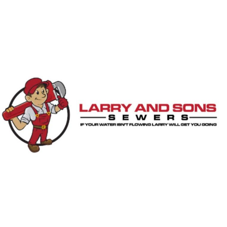 Larry And Sons Sewers Logo