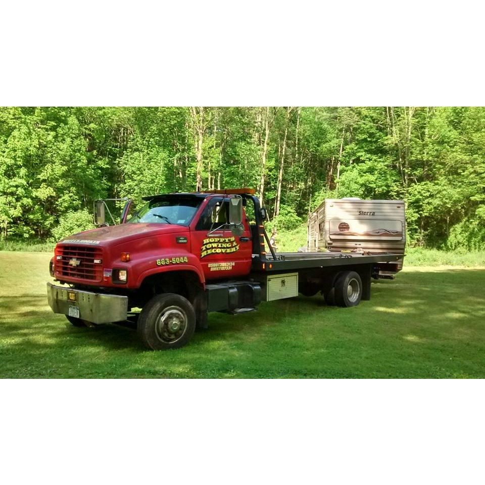 Hoppy's Towing & Recovery - Highland, NY 12528 - (845)851-5652 | ShowMeLocal.com