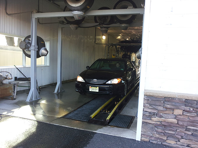 Five Points Car Wash Sewell Nj