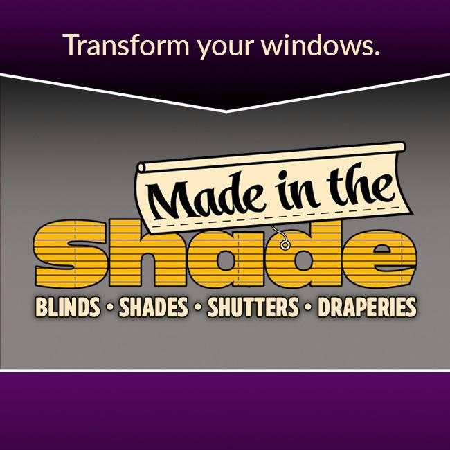 Made in the Shade Blinds North DFW - Denton, TX 76210 - (940)600-1321 | ShowMeLocal.com