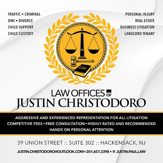 Justin P. Christodoro Attorney At Law - Elmwood Park, NJ - Attorneys