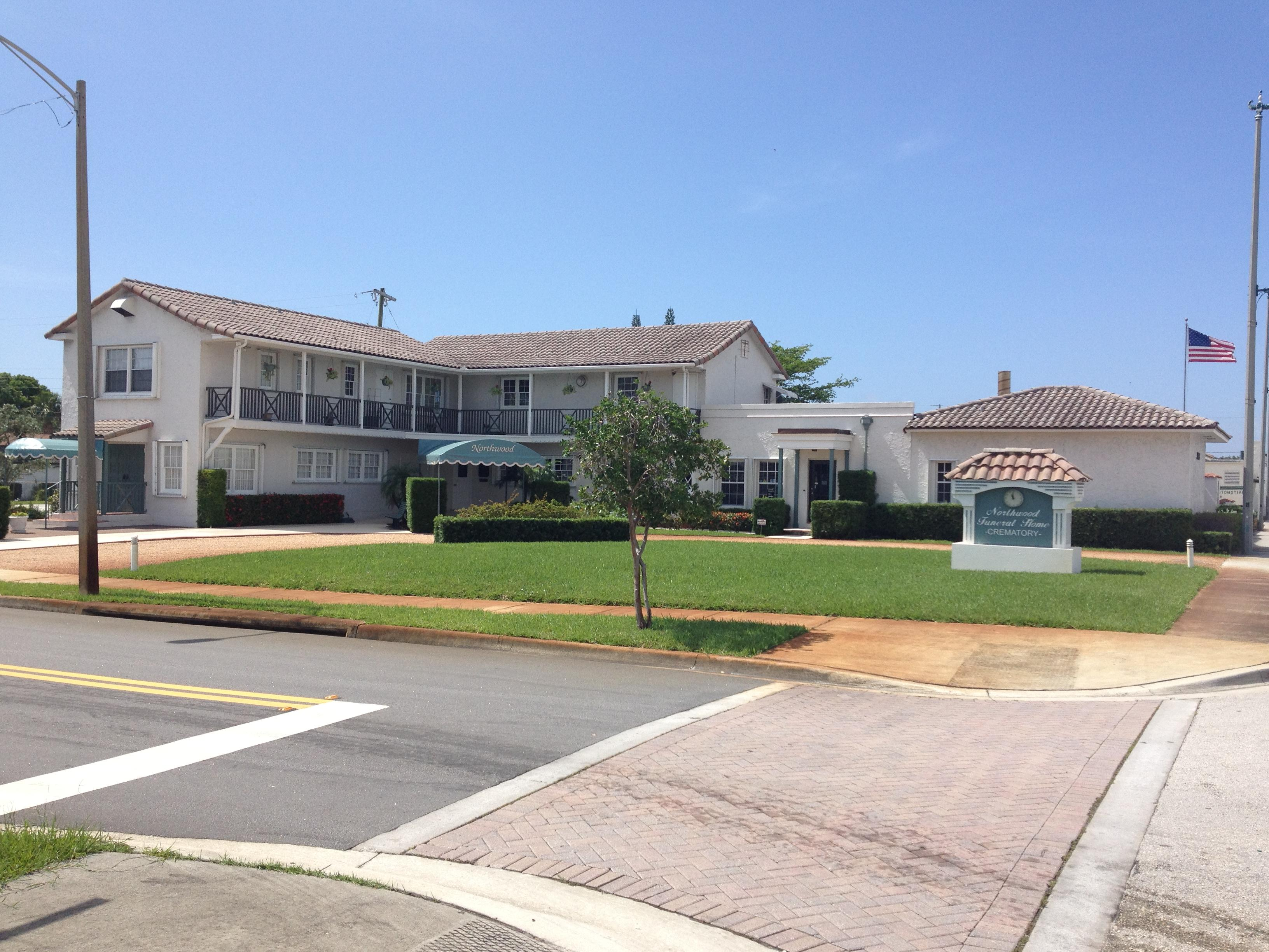 Northwood Funeral Home Crematory West Palm Beach Fl