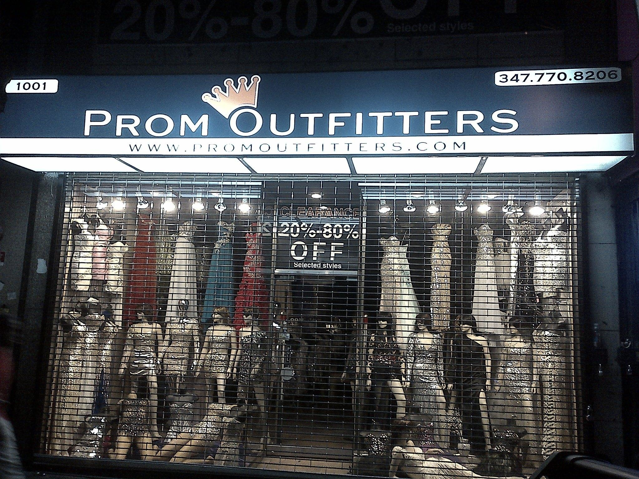 Prom Outfitters En Brooklyn Ny Joyer A Centros