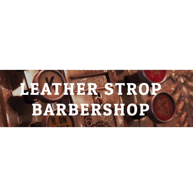 Leather Strop Barber Shop