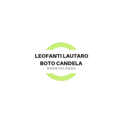 LEOFANTI  LAUTARO - BOTO CANDELA ODONTOLOGOS