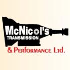 McNicol's Transmission & Performance