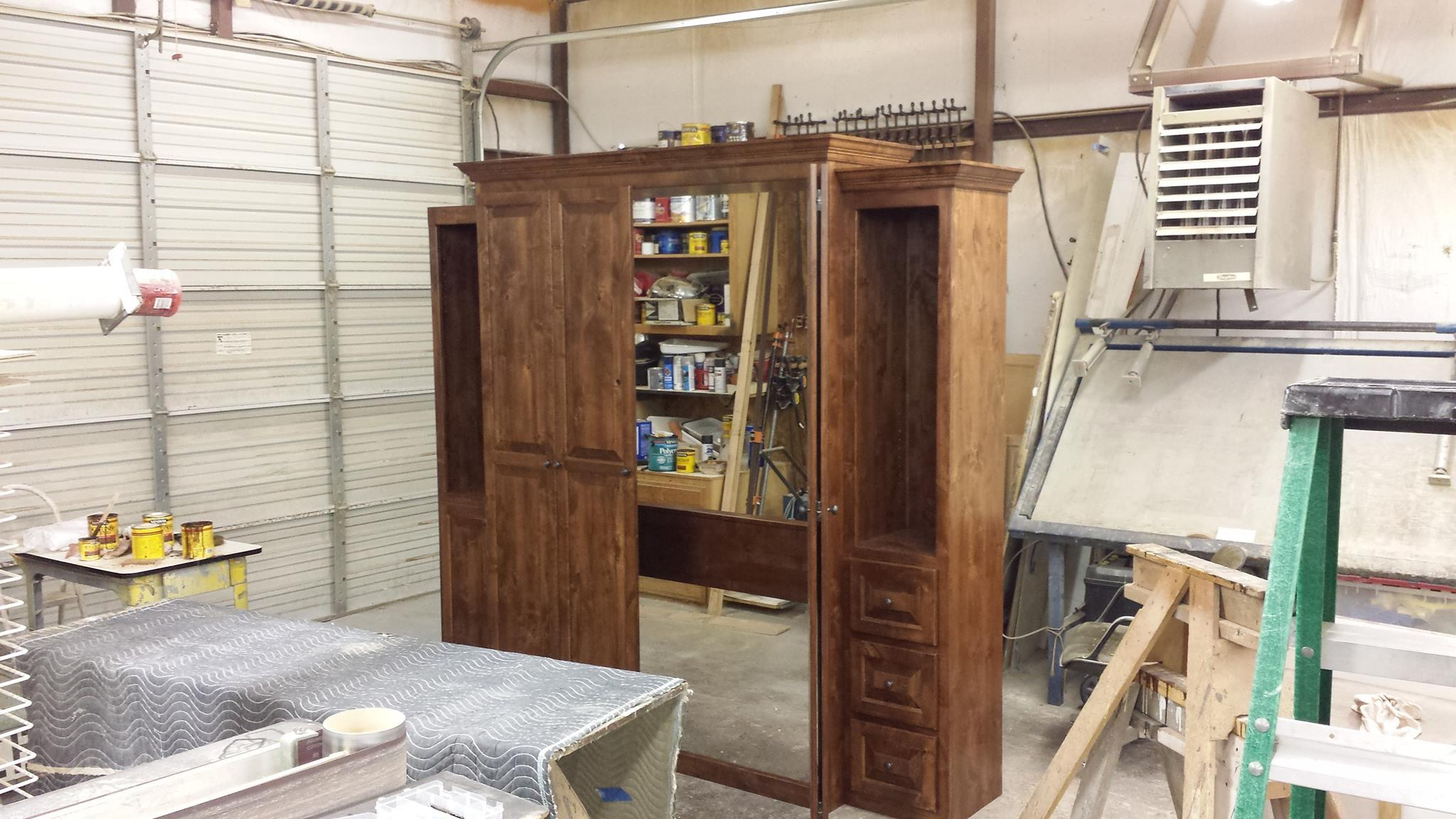 Ted 39 S Cabinet Shop In Millsap Tx 76066