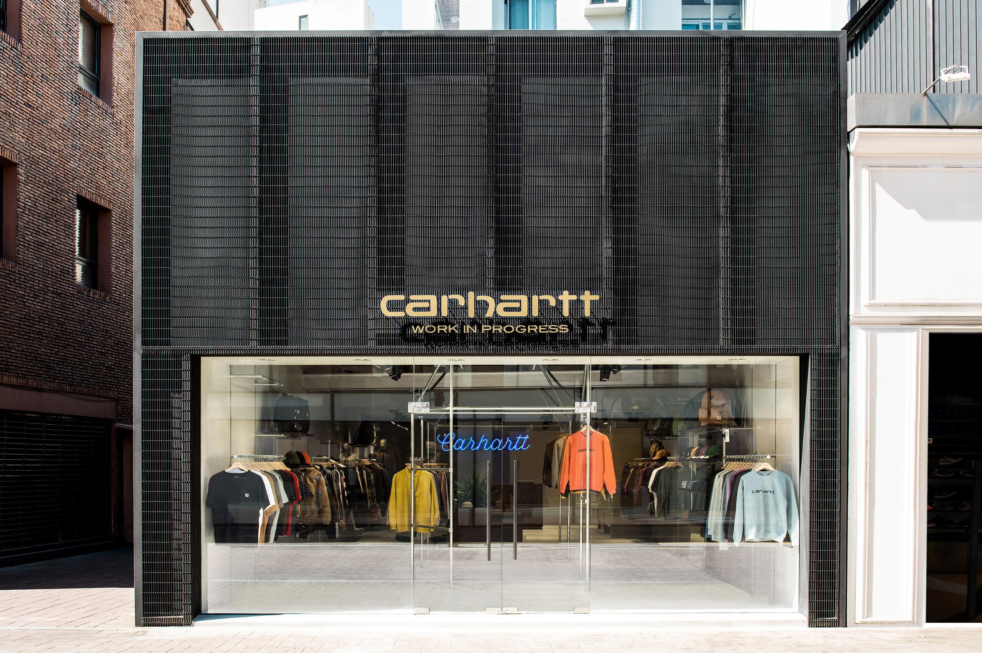 Carhartt WIP Store Daegu Dongseongno
