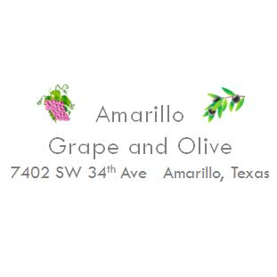 Amarillo Grape and Olive