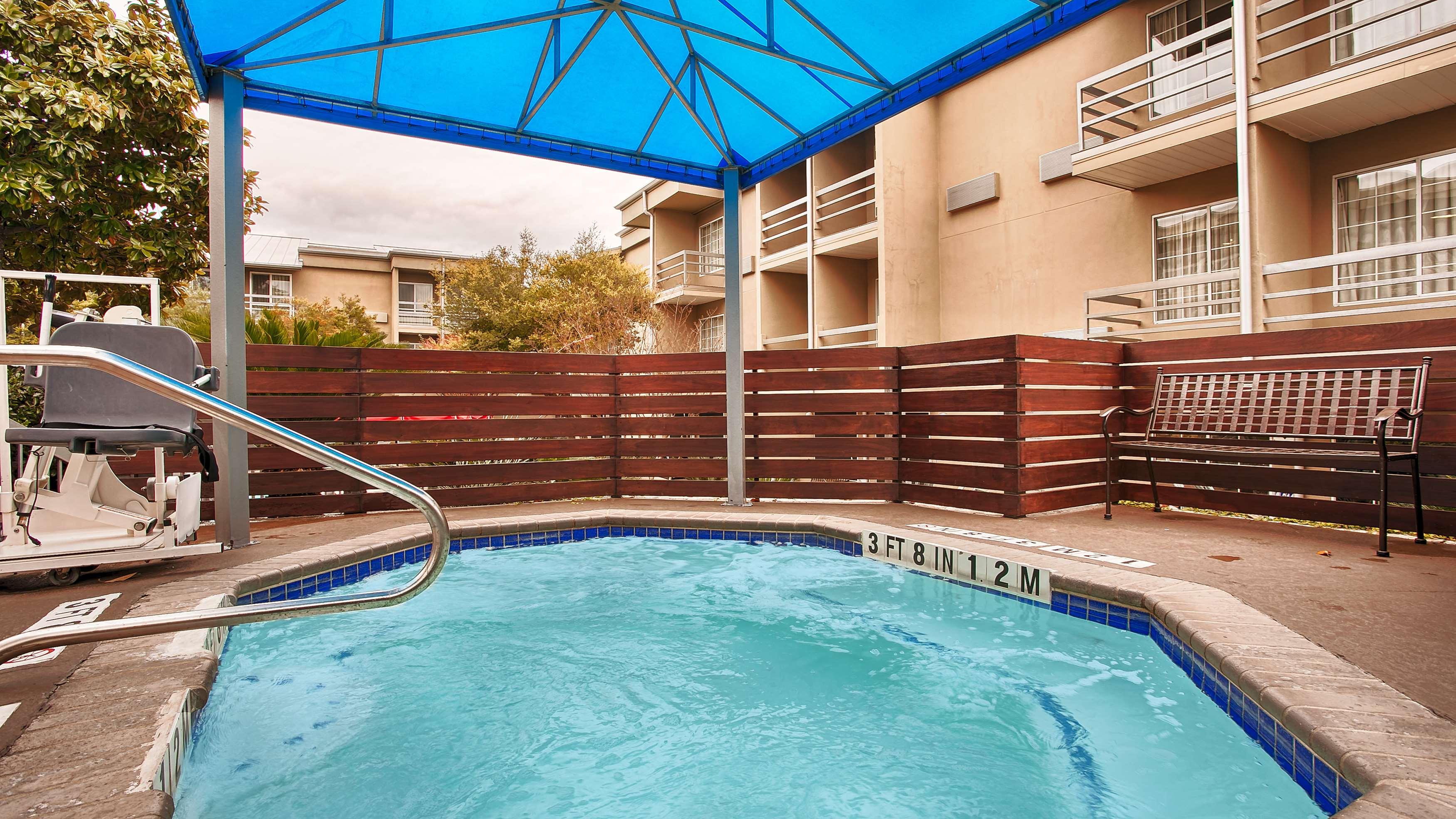 Hot Tub In Hotel Room Austin Tx