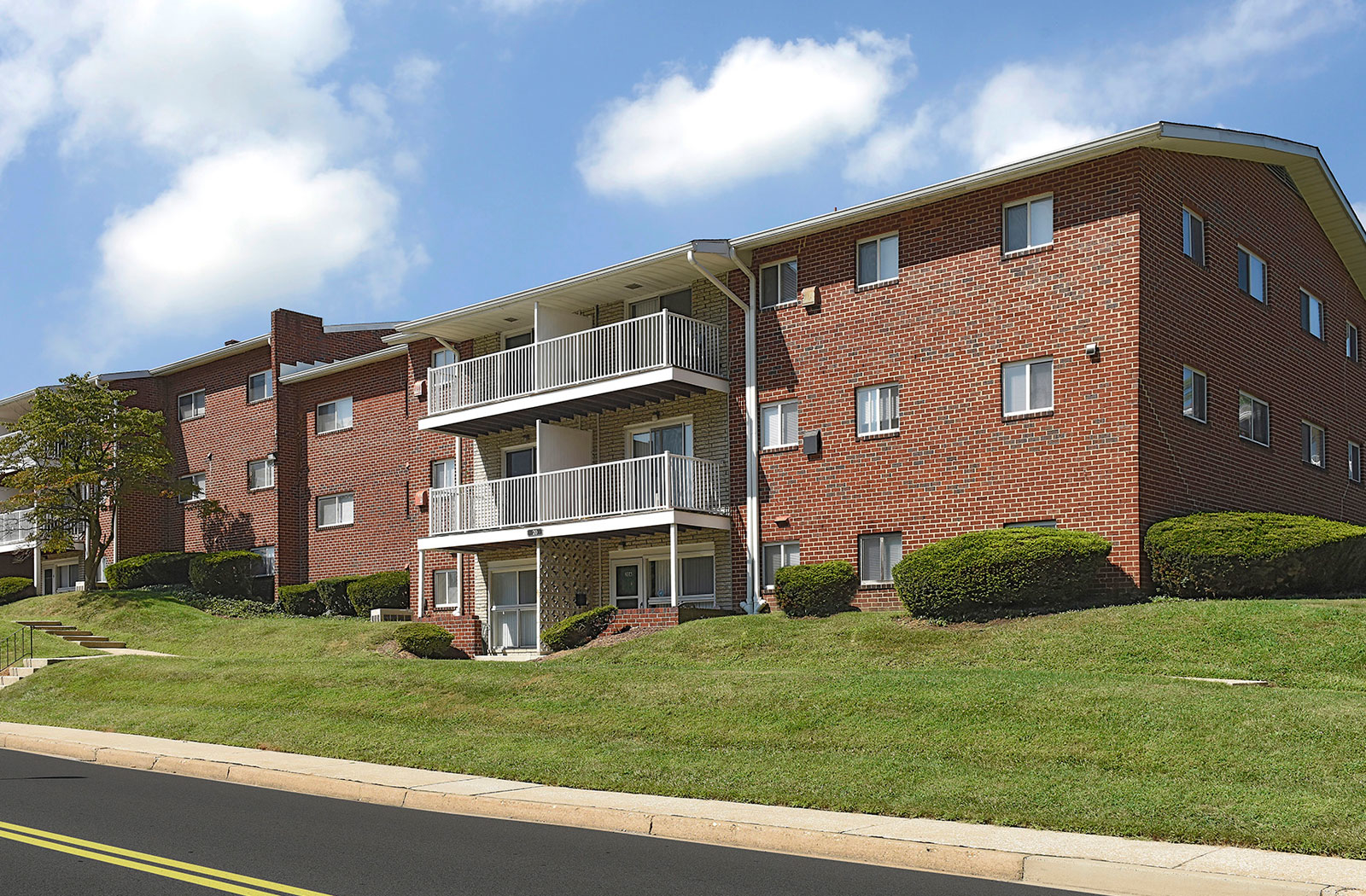 Mallow Hills Apartments Baltimore Md