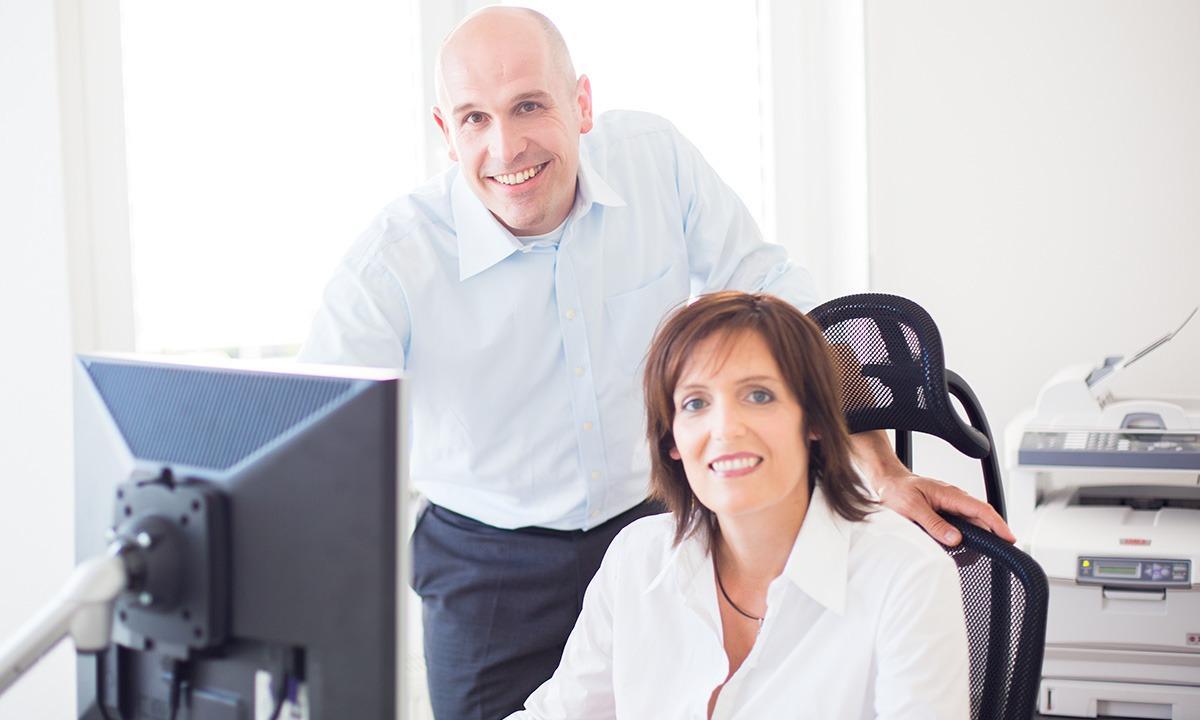 HDI Versicherungen Mike-David Zeller - Team