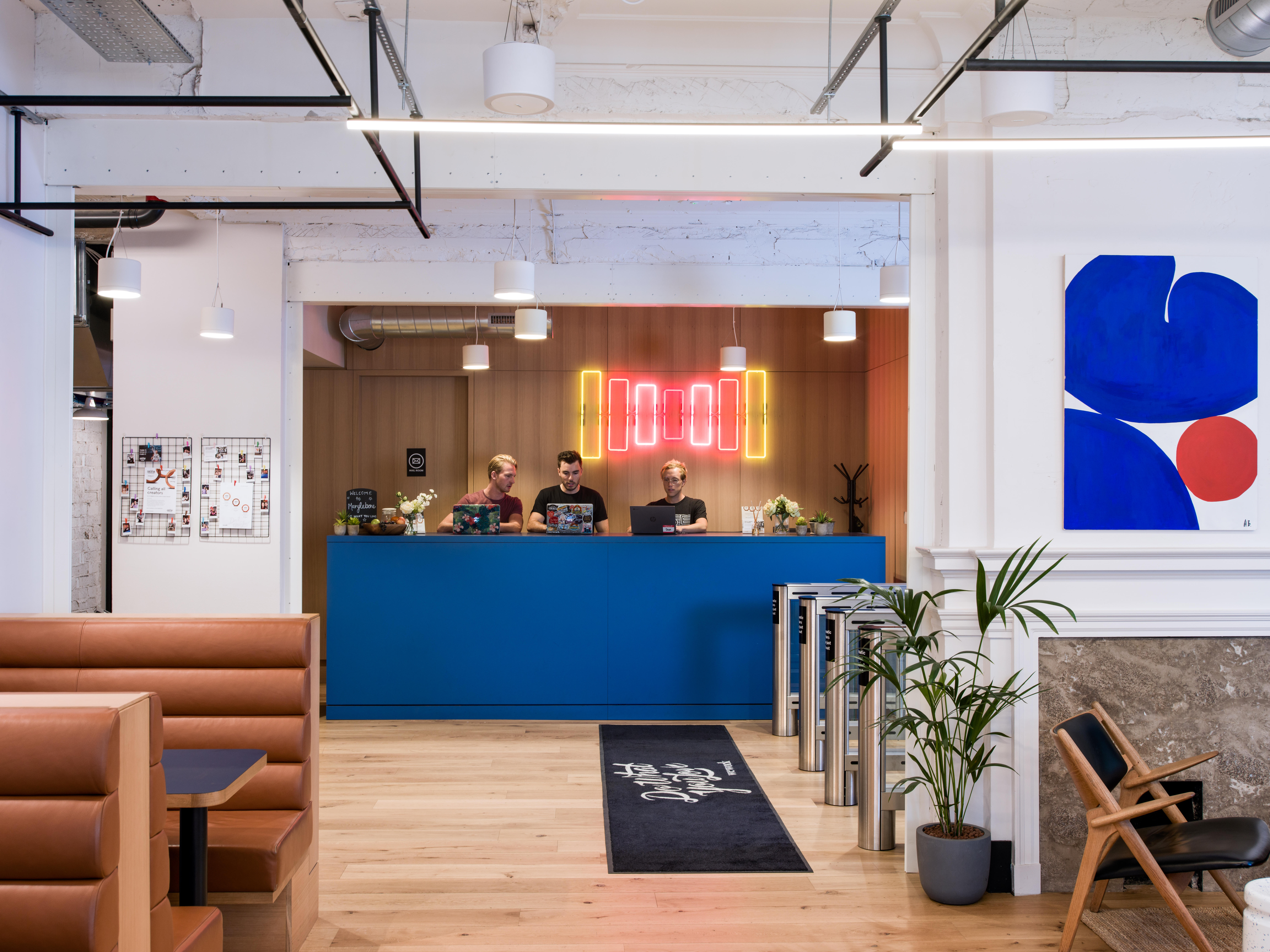 WeWork North West House