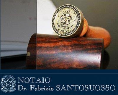 Notaio Santosuosso Dr. Fabrizio
