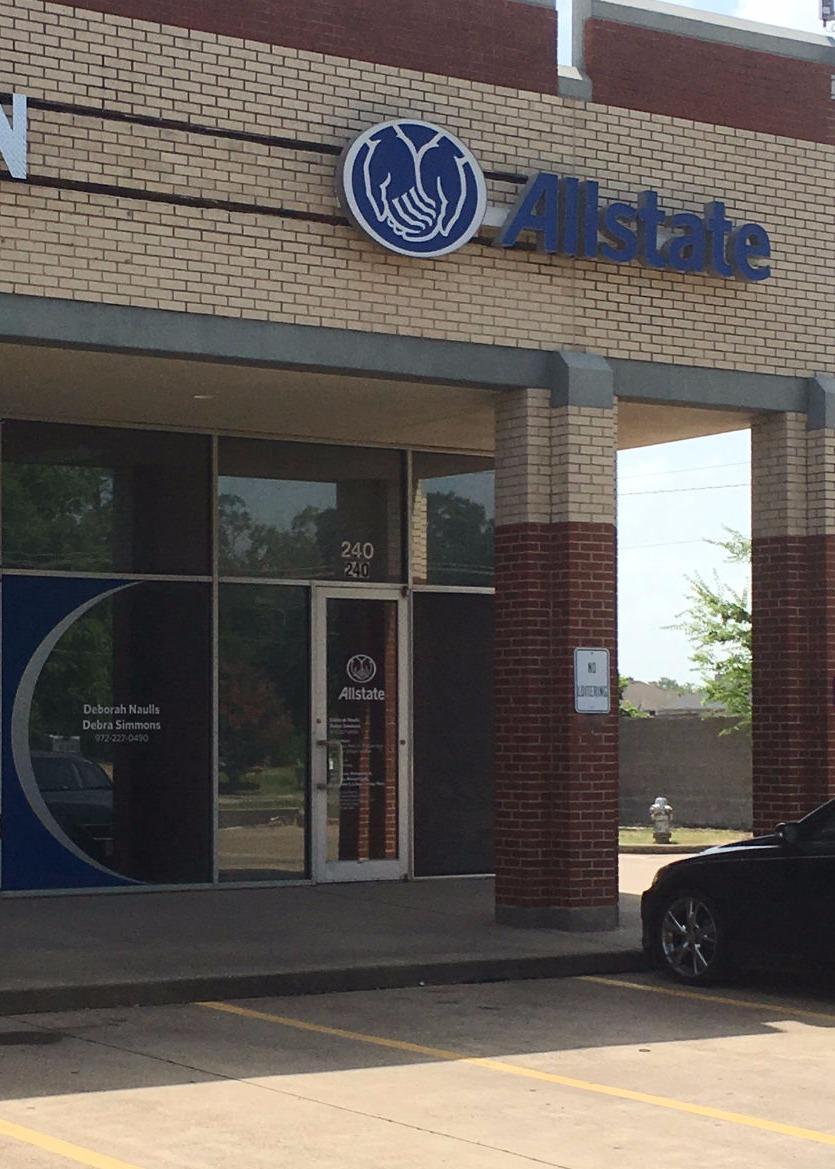 Deborah Naulls: Allstate Insurance